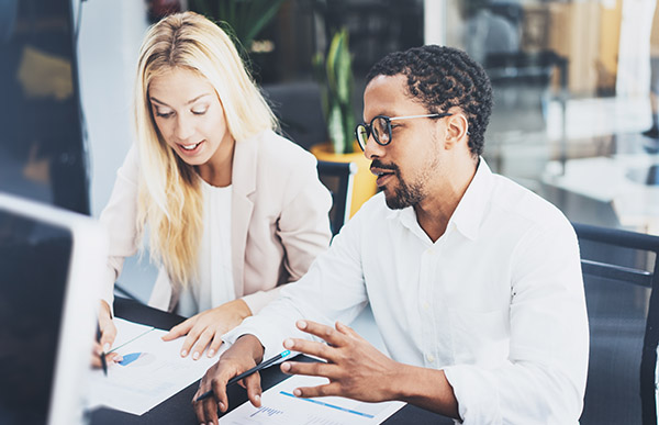 Gender diversity in financial services in 2019
